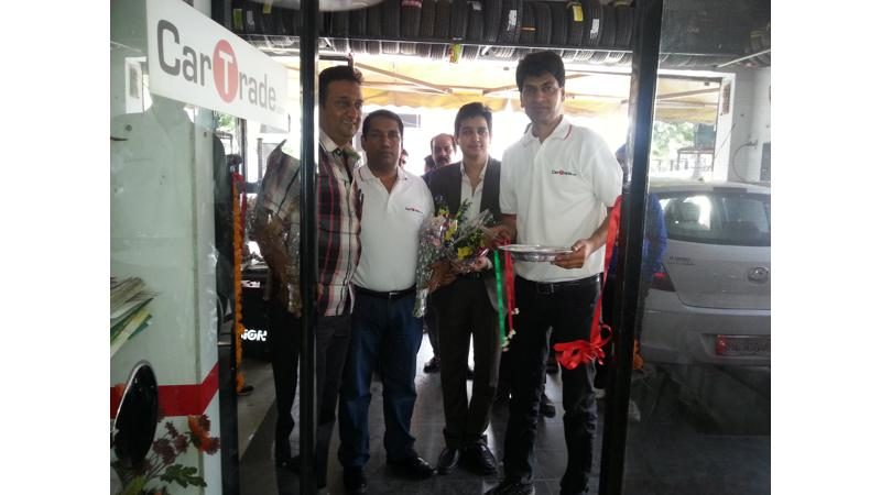 CarTrade.com launches its eleventh used car Franchisee Store in India