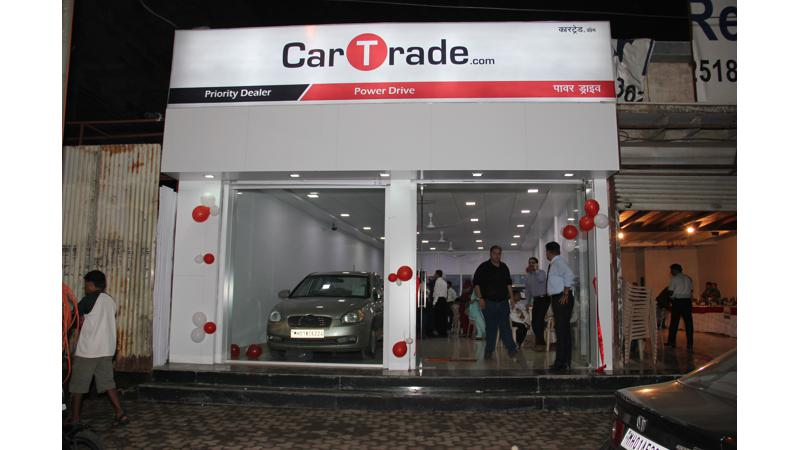 CarTrade.com launches its third used car Franchisee Store in Mumbai