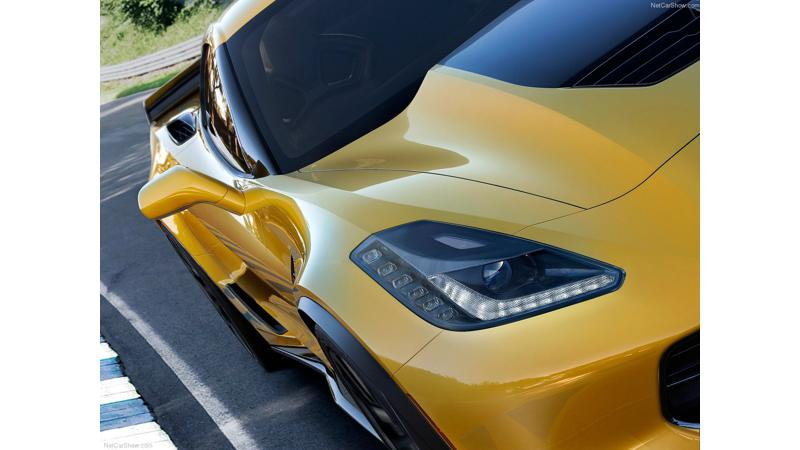 2018 Chevrolet Corvette expected to be unveiled at Detroit Motor Show