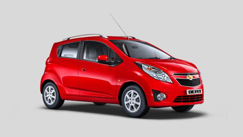 Facelift Chevrolet Beat introduced with minor updates