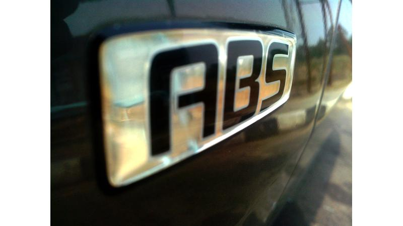 New cars to come with ABS as standard from April 2019