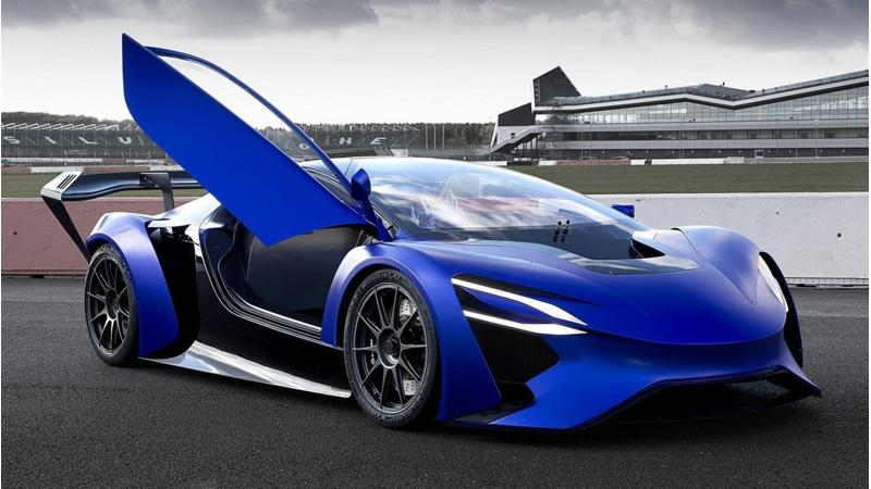 Chinese supercar that runs 2000km on a tankful and accelerates like a Veyron