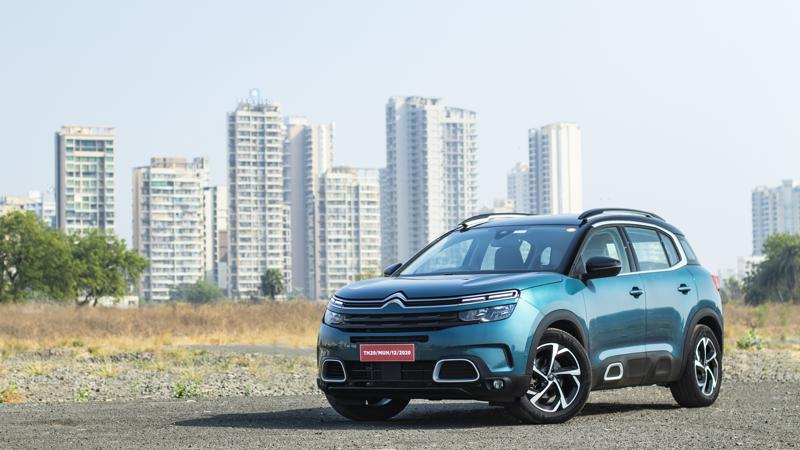 Citroen C5 Aircross launched in India at Rs 29.90 lakh