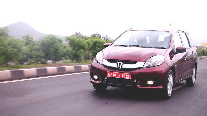 Honda Mobilio might be pulled off Indian market