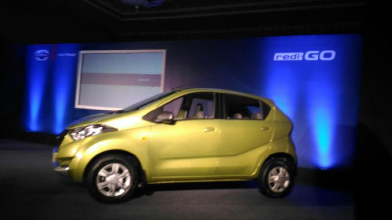 Datsun launches Redigo in India for Rs 2.38 lakh