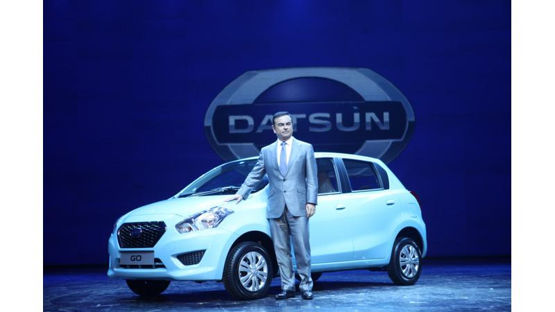 Nissan confident of the success of Datsun Go in India