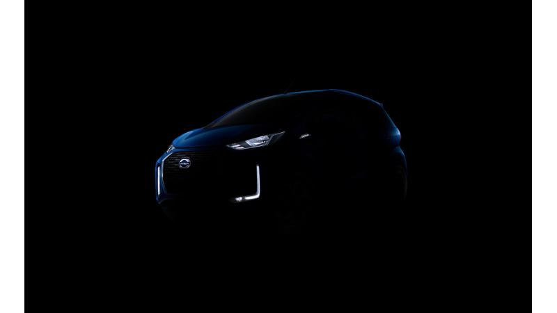 Datsun teases Redi-GO facelift; launch likely soon