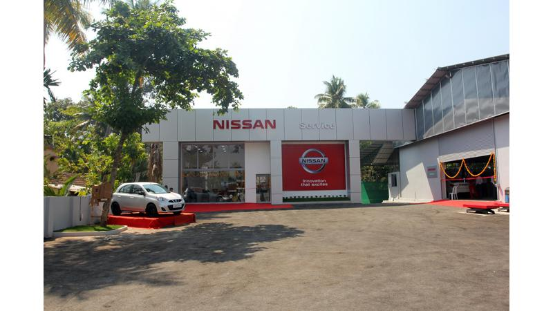Nissan to begin service camp in India tomorrow