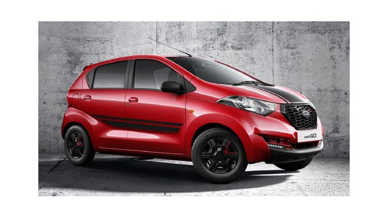 Datsun extends production of the Redigo Sport