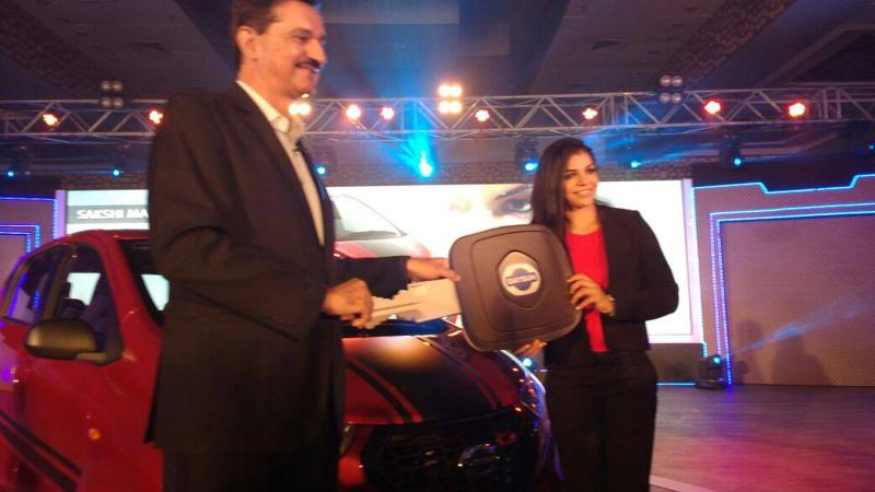 Datsun RediGo Sport limited edition launched at Rs 3.49 lakh
