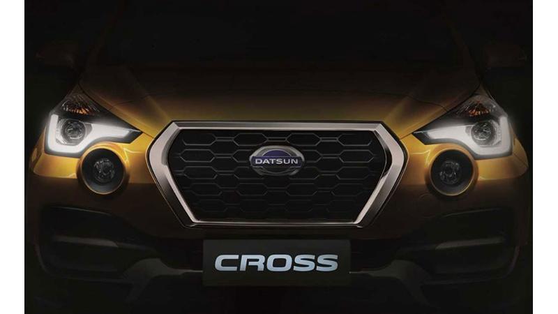 Datsun teases the Cross launch soon