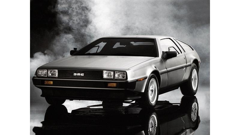 Reservations open for the new DeLorean DMC-12