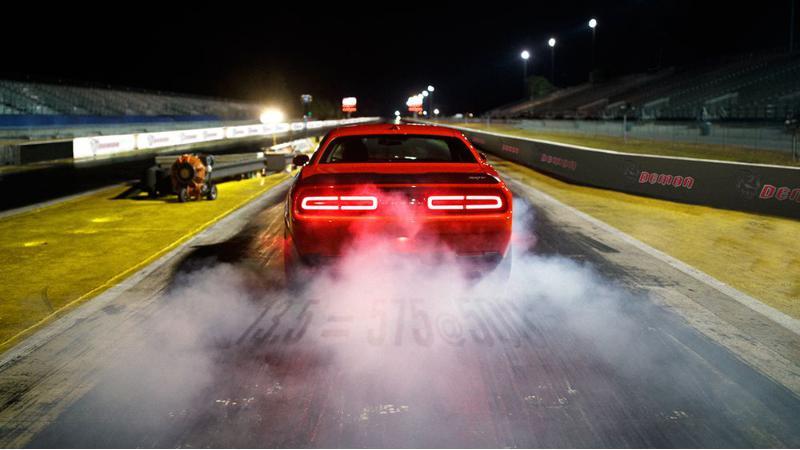 2018 Dodge Challenger SRT Demon - Hellboy on earth