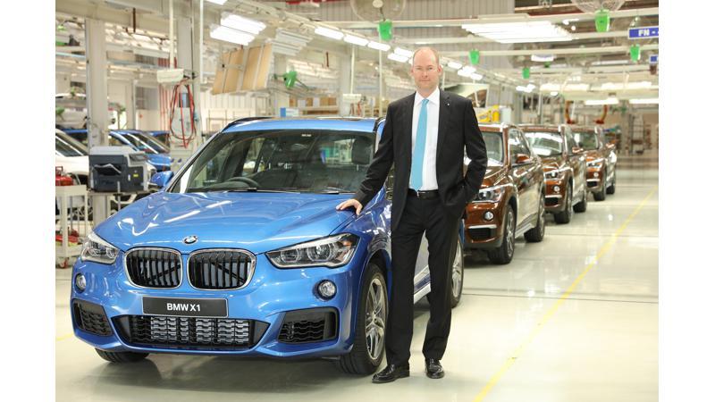 BMW X1 gets locally assembled at Chennai plant