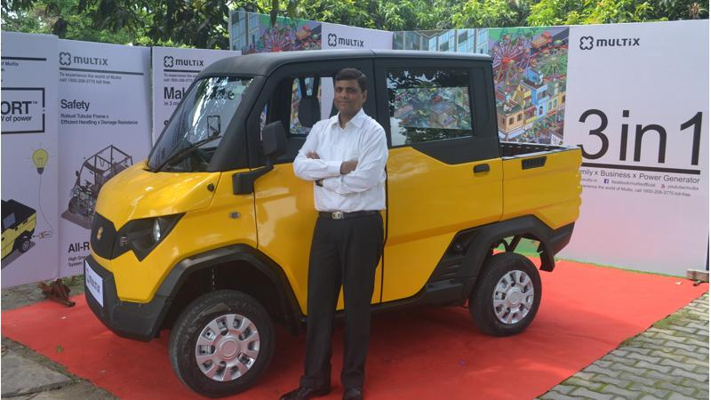Eicher Polaris introduces Multix in Odisha at Rs 3.43 lakh