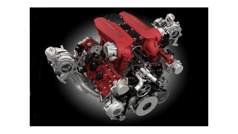 Ferrari 3.9-litre V8 engine claims the 2016 International Engine of the Year award
