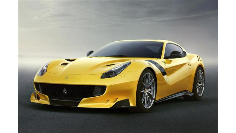 Ferrari to introduce 350 special edition models to celebrate its 70th anniversary