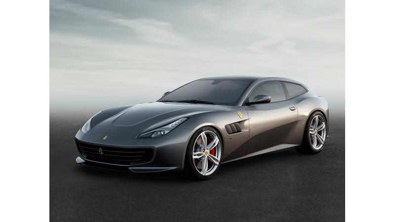 Ferrari to launch the GTC4Lusso in India tomorrow