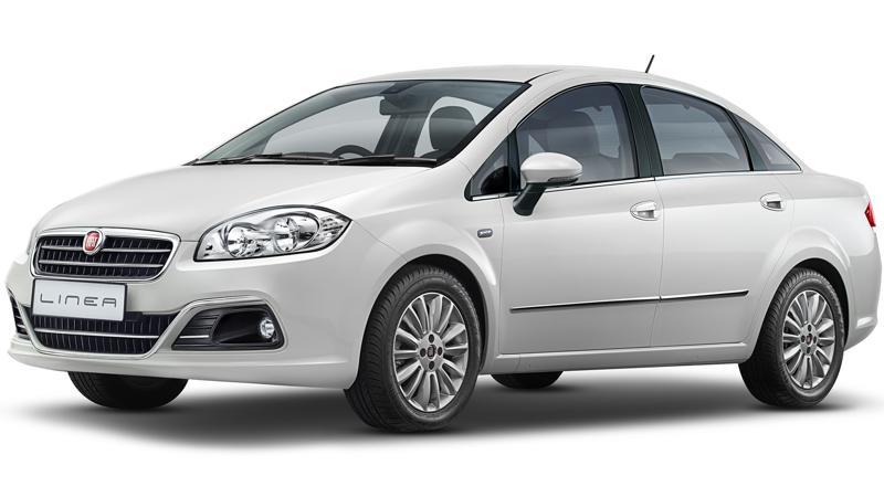 Fiat Linea variants rejigged
