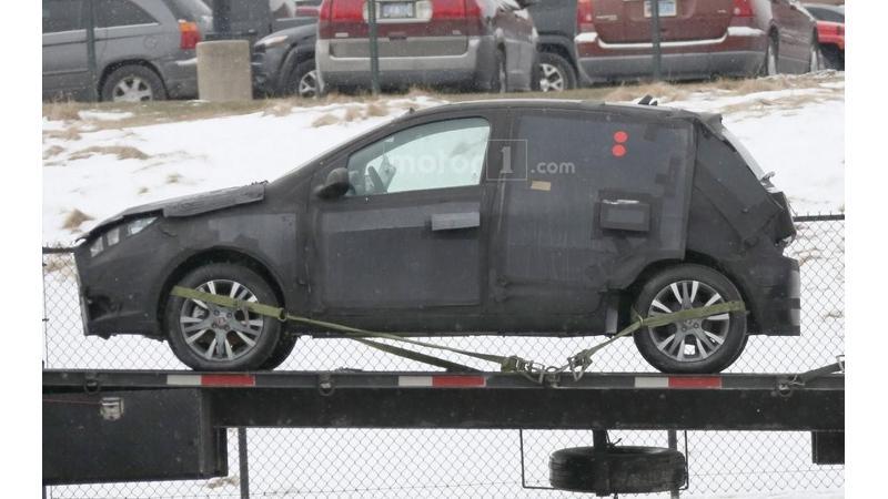 Next-gen Fiat Punto pictures surface online