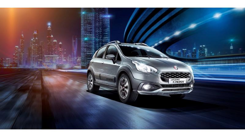 Fiat Avventura Urban Cross now available in India at Rs 6.85 lakh