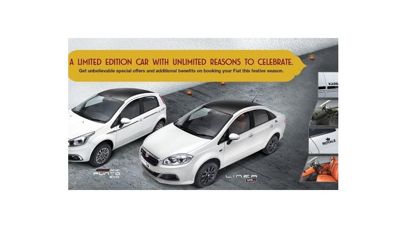 Limited edition Punto and Linea announced