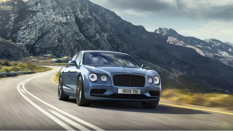 Flying Spur W12 S is Bentley's first four-door saloon to cross 321kmph