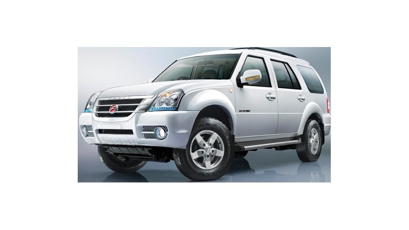 Force Motors introduces new variants of Force One SUV