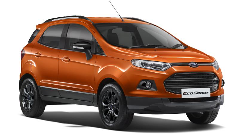 Ford recalls the EcoSport for potential concerns