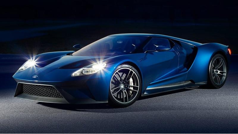 Limited edition 2017 Ford GT to be built for two more years