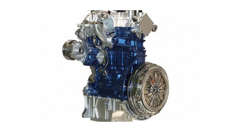 1.0 litre Ford EcoBoost wins 2013 International Engine of the Year award