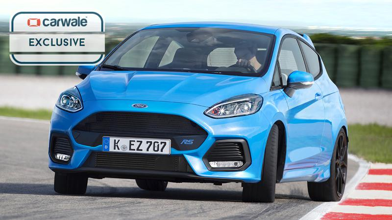 This is how the Ford Fiesta RS could turn out to be