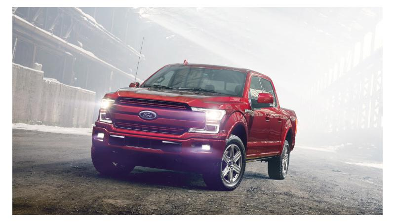 Ford shows off new F-150 at Detroit Motor Show