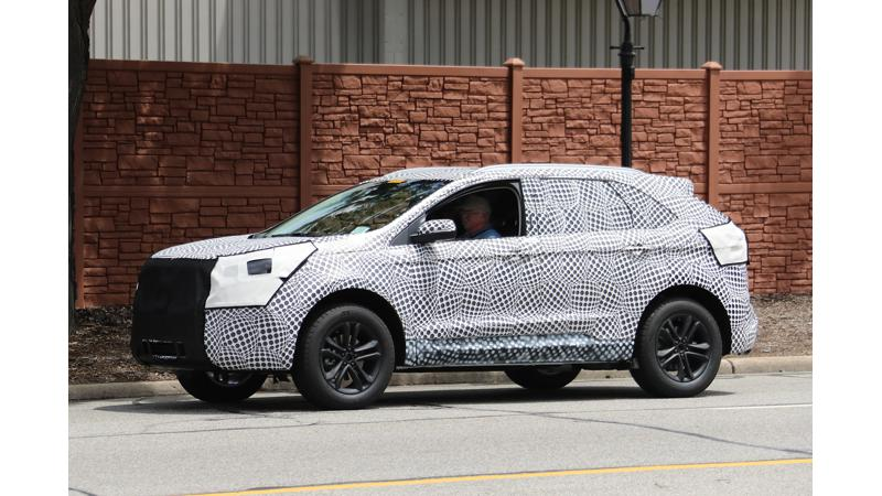 2019 Ford Edge to get cosmetic changes