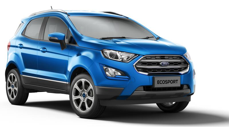 2021 Ford EcoSport prices slashed; revised price begins from Rs 7.99 lakh
