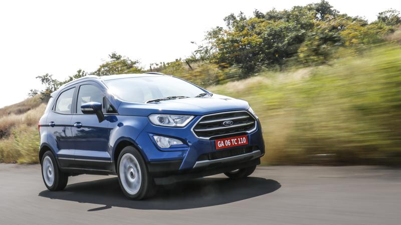 Ford to open exclusive bookings of the 2017 EcoSport on Amazon