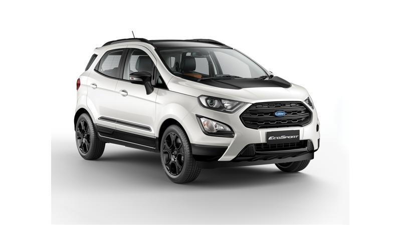 New Ford EcoSport introduced at Rs 7.69 lakhs, new Thunder Edition launched