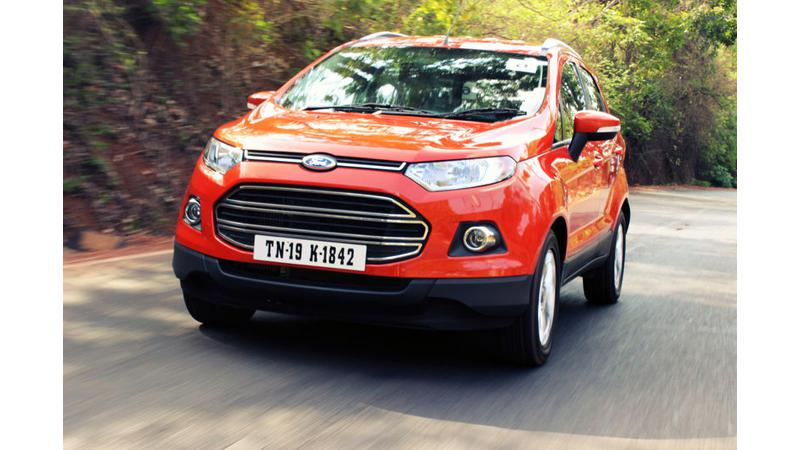 A look at Ford EcoSport's direct competition in India