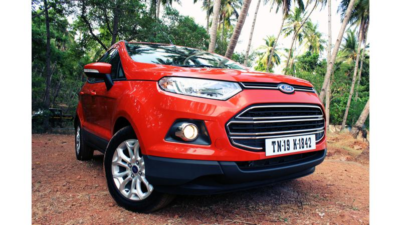 Ford EcoSport to be shipped to 60 countries by 2017