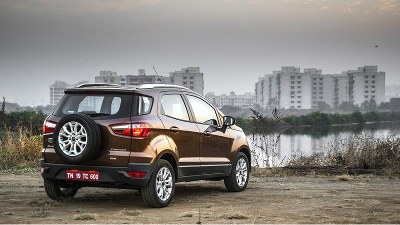Ford issues recall for EcoSport