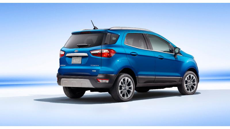 USA to get India-made Ford EcoSport from 2018