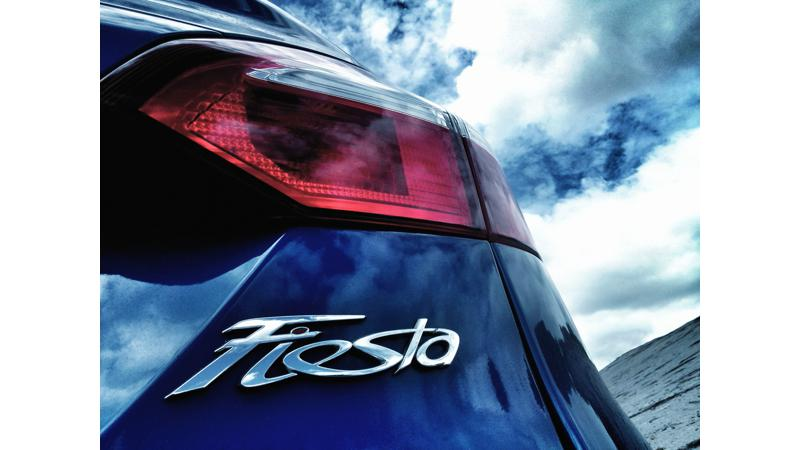 Ford Fiesta - Stylish sedan under 10 Lakhs segment