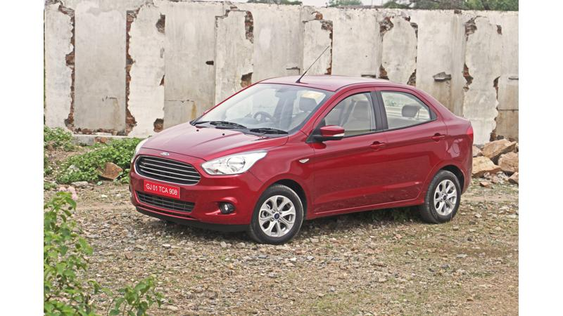 Ford Figo and Aspire Trend variants now get ABS and EBD