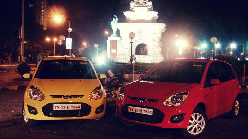 Ford Figo tops the chart of 2013 J.D. Power Asia Pacific Vehicle Dependability Study