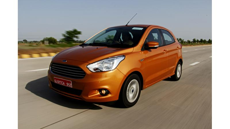 Ford Figo and Aspire base variants get ABS for additional Rs 12,000