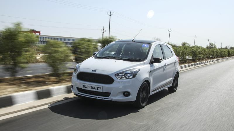 Ford achieves a 52 per cent sales growth in April