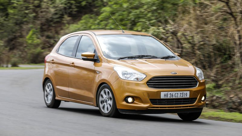 Ford India achieves a growth of 12.75 per cent in September