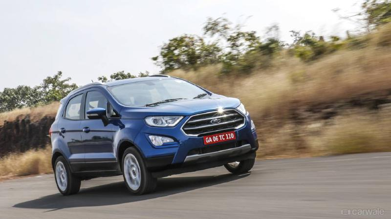 Ford EcoSport feature list revised; undergoes a price hike