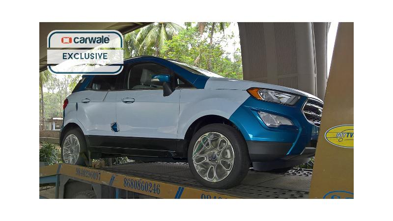 Ford to launch the facelifted EcoSport in India on 15 September