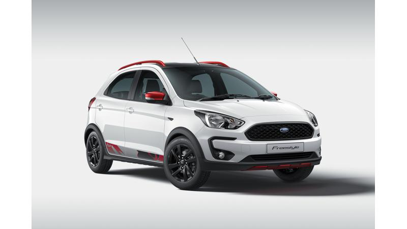 Ford launches Freestyle Flair edition in India at Rs 7.69 lakh